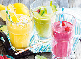 Smoothies 3 Ways
