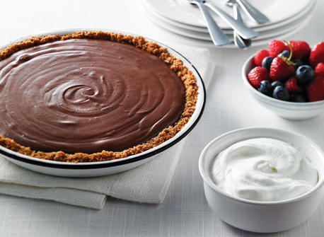 Chocolate Mousse Tart Recipe