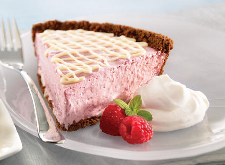 Merry Berry White Chocolate Pie Recipe