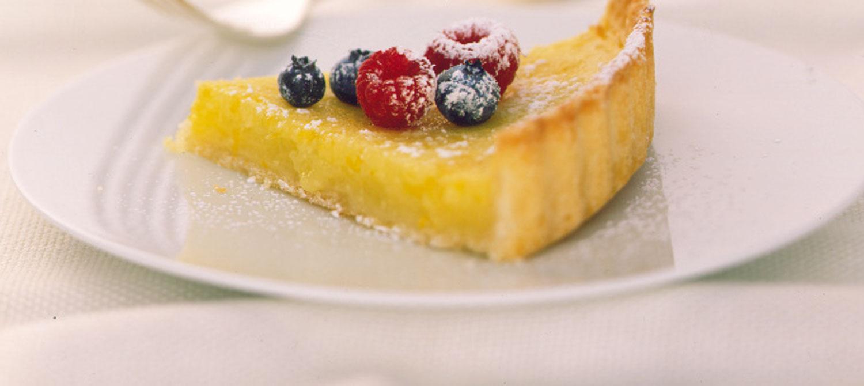 French Lemon Tart recipe | Dairy Goodness