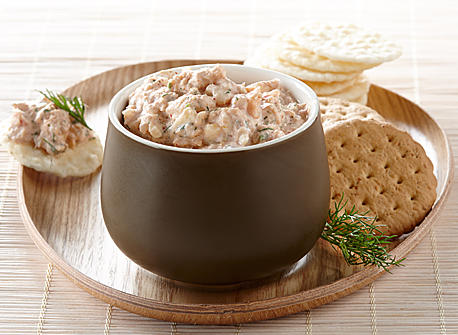 Salmon Yogurt Spread Recipe