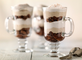 Gingerbread Latte Tiramisu