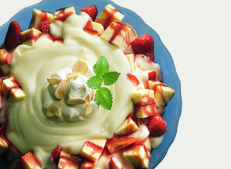 Easy Strawberry Trifle Recipe