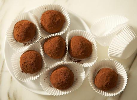 Mascarpone truffles Recipe