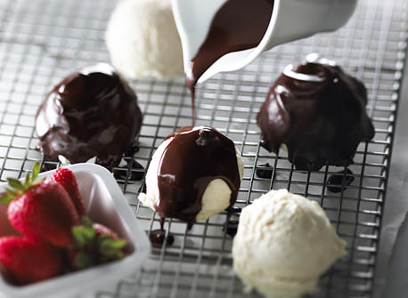 Giant Ice Cream Truffle Recipe