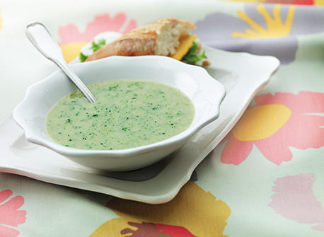 Vibrant Broccoli Soup Recipe