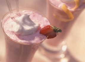 Berry-Split Real Smoothie
